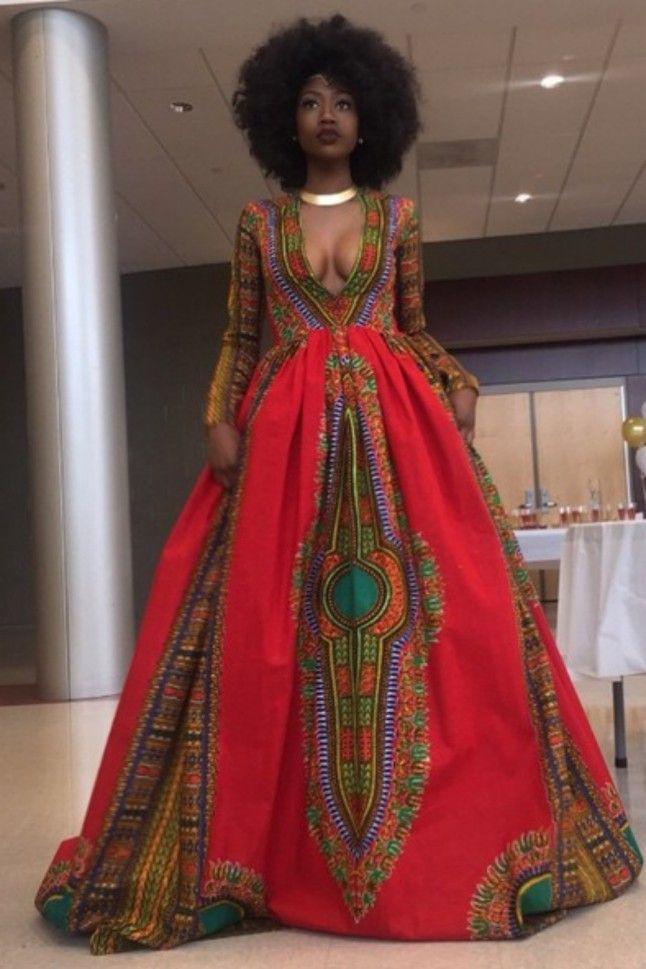 Kyemah Mcentyre S Homemade Prom Dress Beats The Bullies