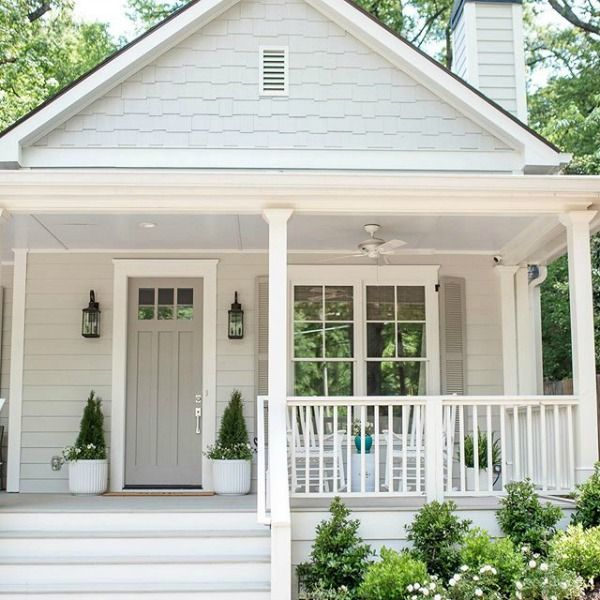9 Perfect Light Gray Paint Colors You Ll Love Interior Design Inspiration Photos Hello Lovely Gray House Exterior House Paint Exterior House Exterior