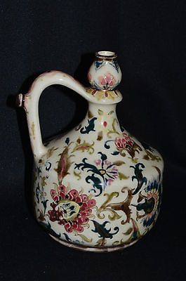 Antique Zsolnay Jug - Hungarian 19th Century in Antiques, Decorative Arts, Ceramics & Porcelain | eBay