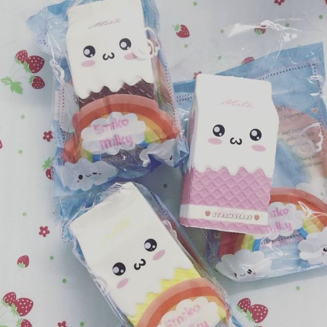 Silly Squishy Diy : The 25+ best Squishy kawaii ideas on Pinterest Squishies, Cute squishies and Animal squishies