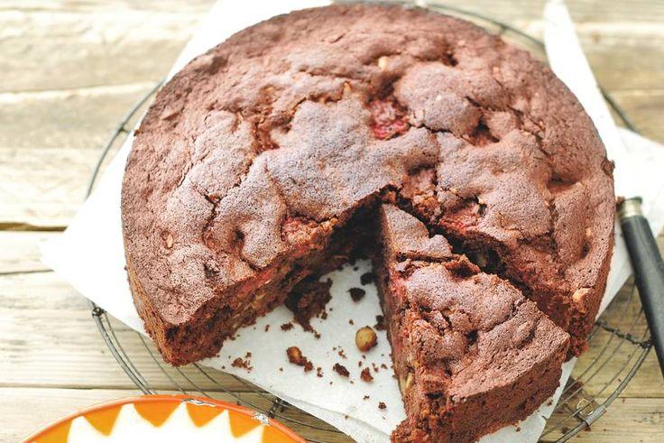 Kijk wat een lekker recept ik heb gevonden op Allerhande! Chocolade-truffeltaart