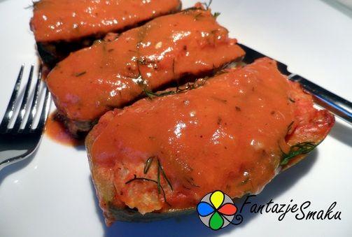 Cukinia faszerowana mięsem z indyka i ryżem http://fantazjesmaku.weebly.com/cukinia-faszerowana-mi281sem-z-indyka-i-ry380em.html