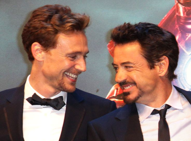 Robert Downey Jr. Just Welcomed Tom Hiddleston to Instagram in the Best Way Possible (August 9, 2016)