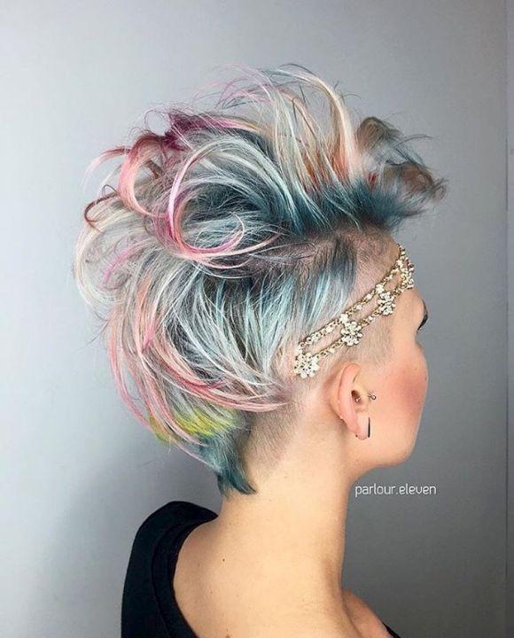 kurzhaarfrisuren 20 iro damen | Hair | Hair, Hair styles ...