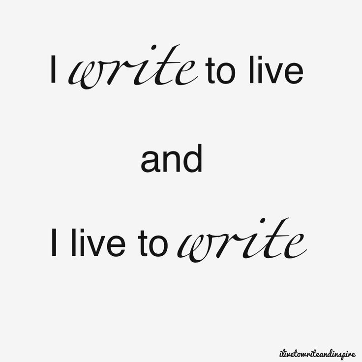 Writing Quote Life Love Book