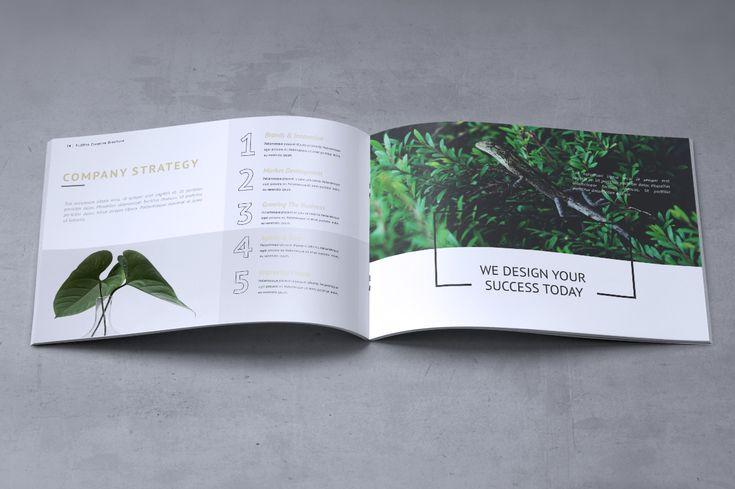 Florya – Creative Corporate Brochure