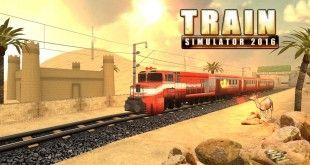 Train Simulator 2016 Apk v1.2 Mod (Unlocked)
