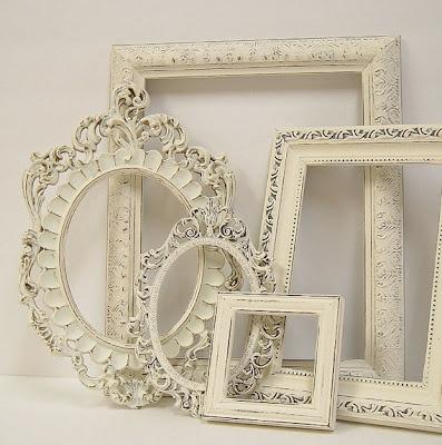 75+ best Molduras images on Pinterest   Mirrors, Vintage frames and ...
