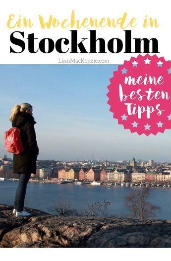 Meine besten Tipps für Stockholm