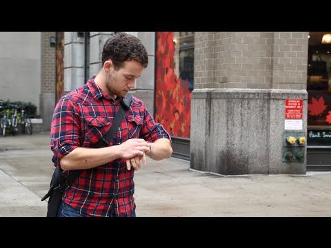 Apple Watch Commercial Reveals Time Travel Feature | Mashable - YouTube