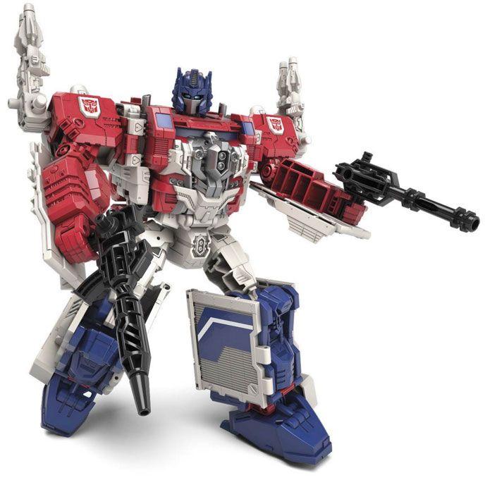 Actiefiguren kopen - Transformers Generations Titans Return Action Figure - Leader Wave 01 Powermaster Optimus Prime - Archonia.com