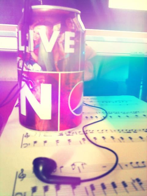 LIVE THE MUSIC #pepsilove
