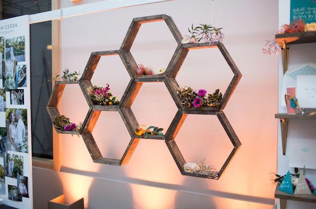 Honeycomb Wall 2