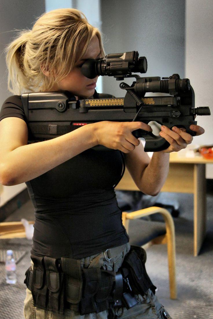 Bellas: Mujeres de armas tomar uff !! - Femme en Taringa!