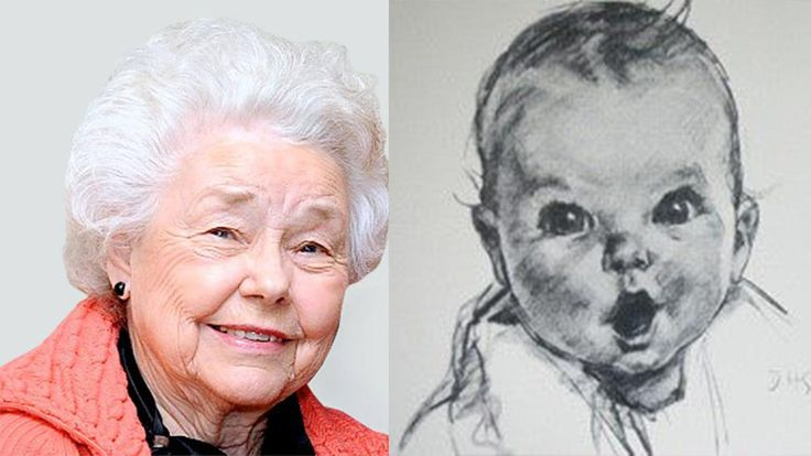 The original Gerber baby, Ann Turner Cook, celebrated her 91st birthday this week.