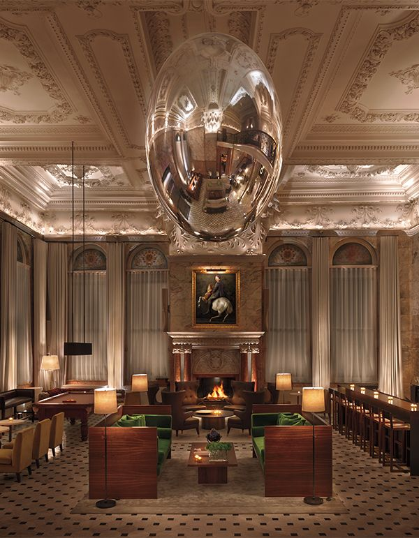 1000 ideas about ian schrager on pinterest hotel lobby for Design hotel 54 nord