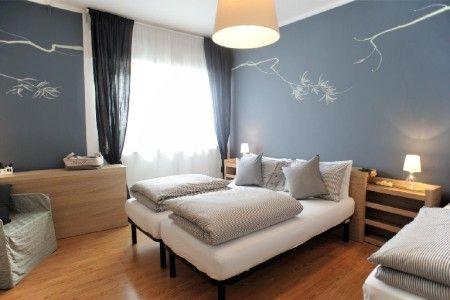 Room MIlano B&B Stop and Sleep Udine Front Station #art #design #sleeping #dream #milan #travel
