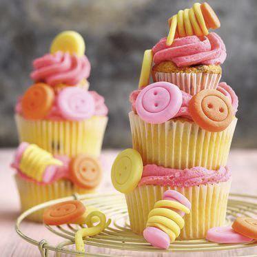 Cupcake-Towers Rezept | Küchengötter