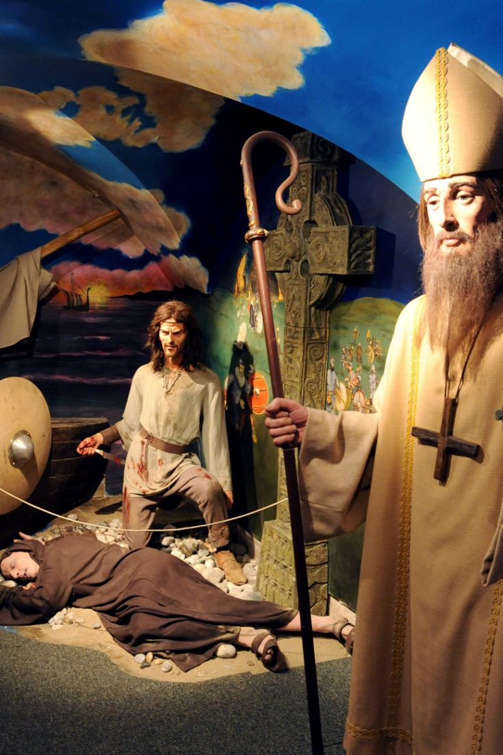 The National Wax Museum PLUS Dublin - an exciting interactive experience - with the wax factor! #family #kids #Ireland