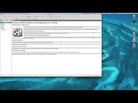 Word Docs to Sigil ePub - YouTube