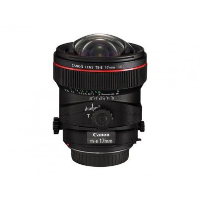 CANON TS-E 17/4 L Tilt-Shift Lens. Great for photographing apartments and architecture.