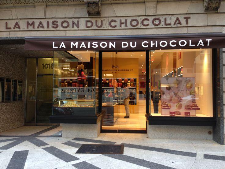 1000 images about la maison du chocolat boutiques les for La maison du jetable