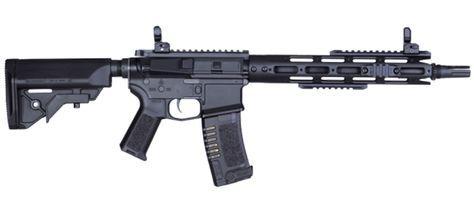 ARES AMOEBA 009 M4-TAC MODULAR - BLACK