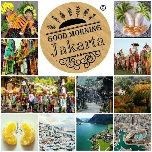 Good morning Jakarta