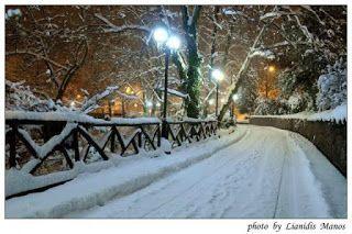 Θα έχουμε λευκά Χριστούγεννα; - ΑΜΦΙΚΛΕΙΑ - ΣΤΕΡΕΑ ΕΛΛΑΔΑ