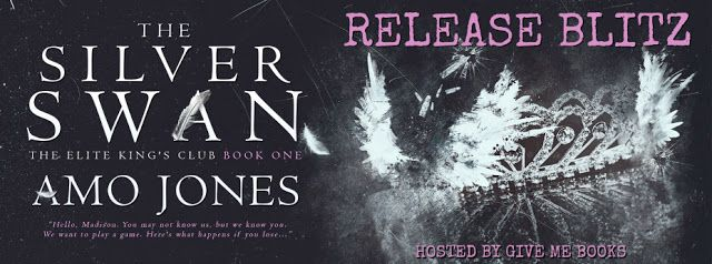 Renee Entress's Blog: [Release Blitz + Excerpt] The Silver Swan by Amo J...