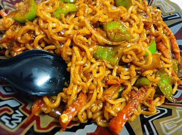 After a long, tiring day when you reach home, it's disappointing to see the refrigerator empty and being stuck with only a packet of Maggi noodles. But even that one packet of Maggi noodles can do wonders if you know what to do with it. Check out these 20 easy and lip-smacking Maggi recipes that you can try at home. 1) Cheese and corn Maggi  Let's start with an easy Maggi recipe that doesn't require too many ingredients or time to prepare. Ingredients  Maggi noodles – 1 packet Cheese – 1…