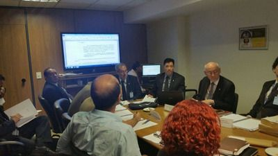 Detrans falam pela primeira vez em reunião do Contran +http://brml.co/1GEZKc1