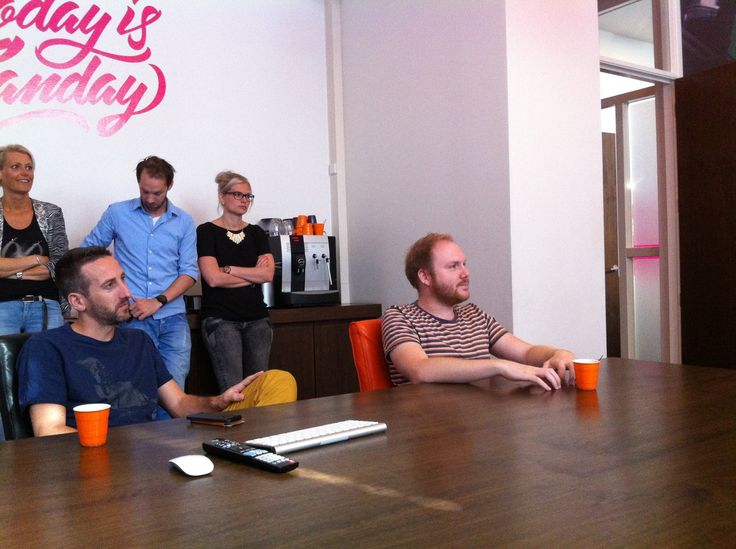 Joris Verhaak vijf jaar bij Canday. Samen kijken naar een vette createive movie die we voor Joris hebben gemaakt. #JorisBedankt
