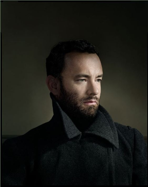 Tom Hanks by Dan Winters ---- omg, what a gorgeous pic!