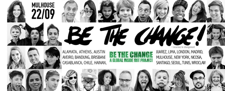 Be the change mulhouse