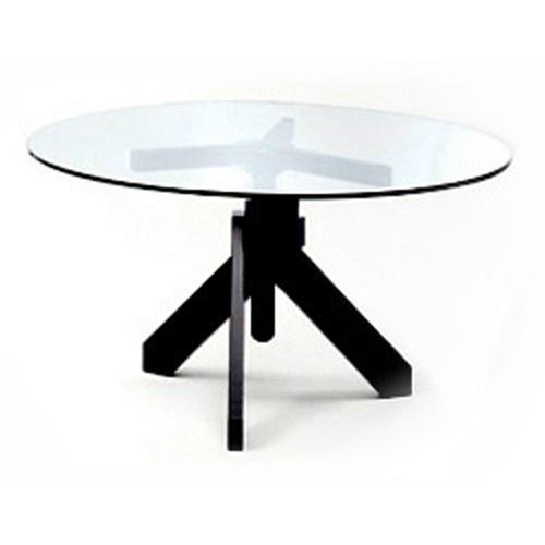 Vidun table vico magistretti 1986 de padova it - Table ronde telescopique ...