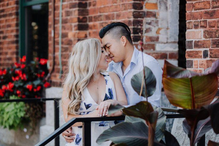Urban Engagement Session | Jessica Silveira Photography | Toronto Wedding Photography