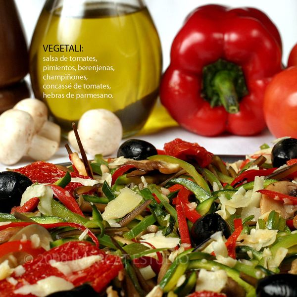 Alimentos Cliente: La Cúpula pizzas © PH: Raul Errubidarte