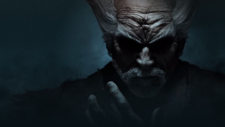 [Tekken 7] Clean Heihachi blue wallpaper (1440p) just in case anyone wanted it without the UI (menu) like I did. Hopefully this saves someone the trouble of getting it since I couldn't find it anywhere online.