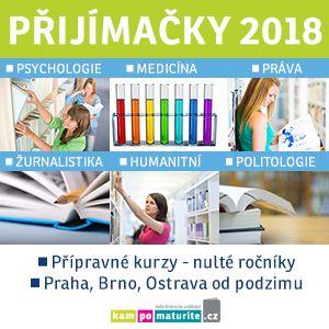 článek příprava na přijímačky 2018 nulté ročníky 3 2017