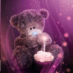 Cupcake Me To You Birthday
