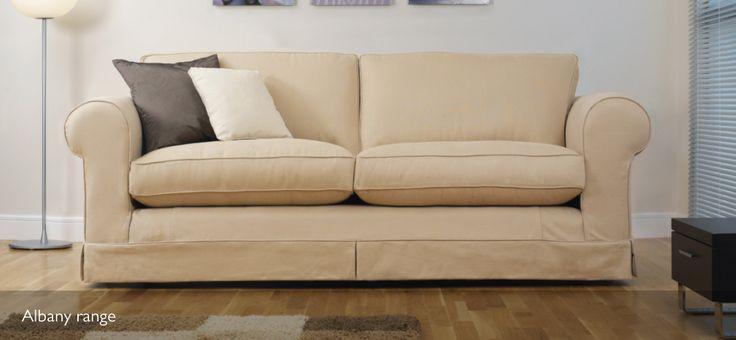 Sofa sofa Albany sofa bed