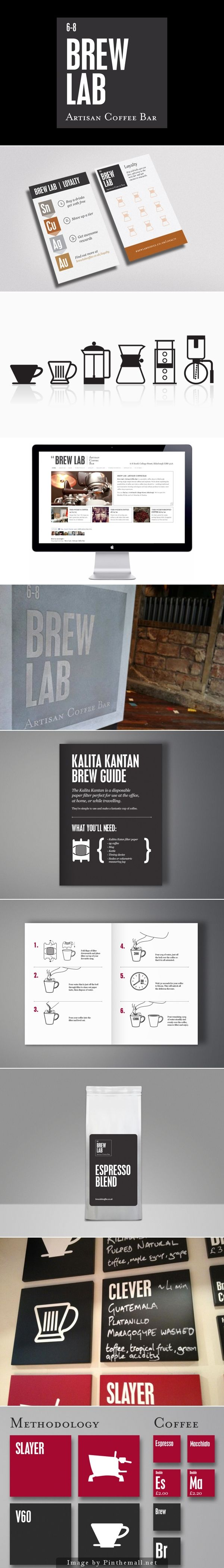 brew lab, artisan coffee bar
