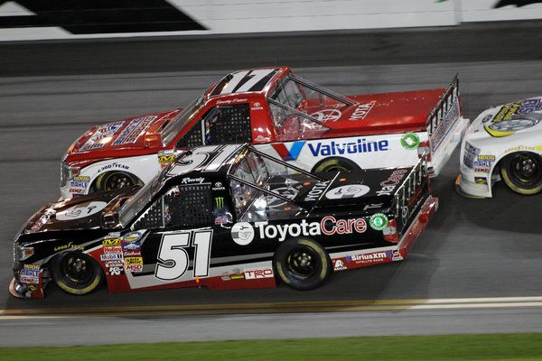 2014 nascar camping world truck series frequencies
