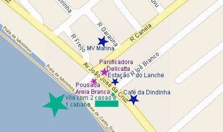 Praia do Canto Grande em Bombinhas, SC Avenida Prof. João José da Cruz,944 , Canto Grande Bombinhas - ALUGUEL DE TEMPORADA