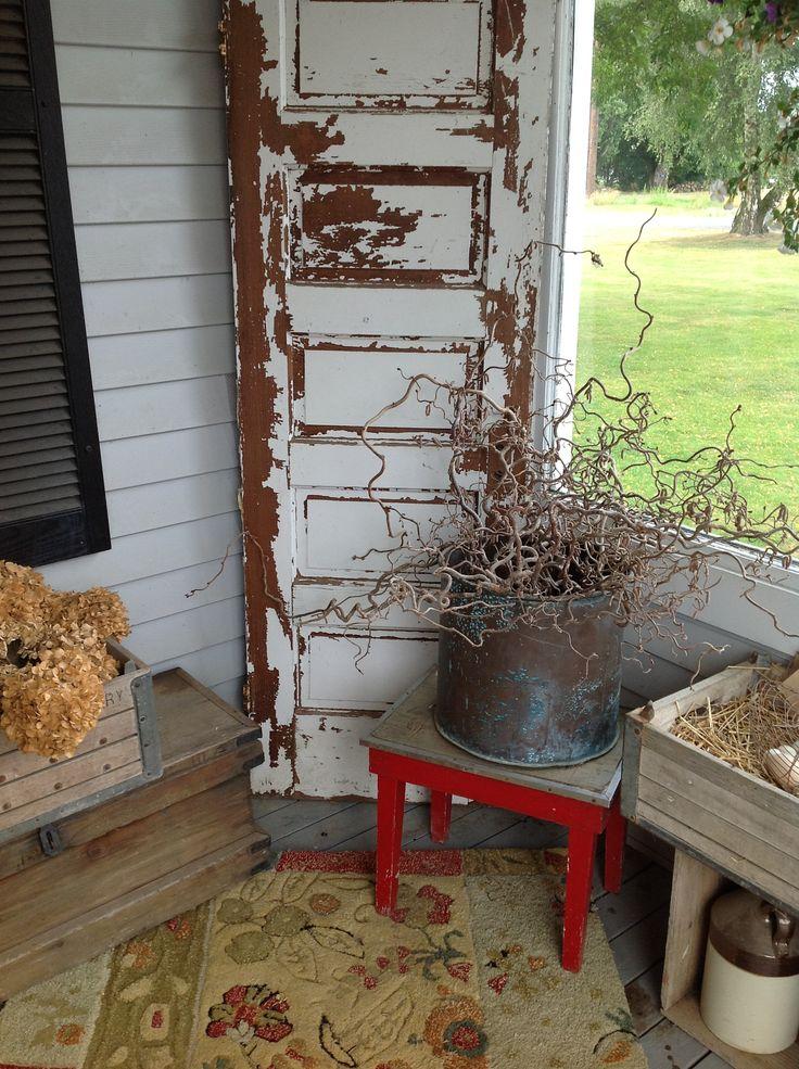 Back Porch Decor Back Porch Ideas Pinterest