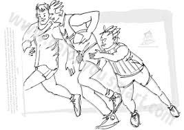 Image result for afl mascot colouring pages