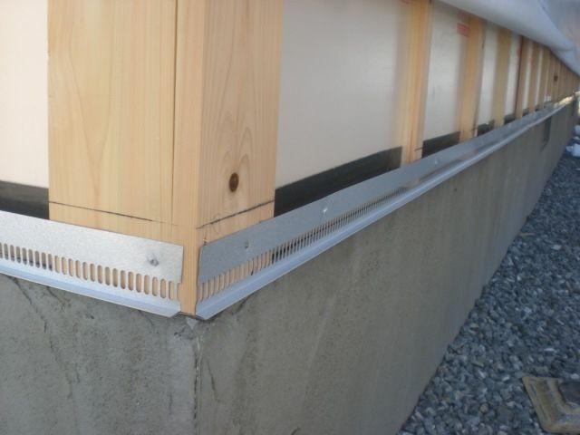 防水工事 水切り板金 工事 木材建築 建物 構造 建築