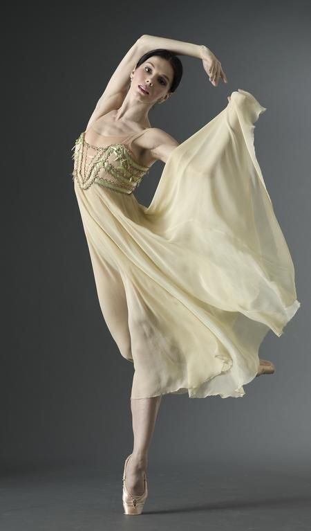 Natalia Osipova as Juliet, photo by Nathan Sayers.
