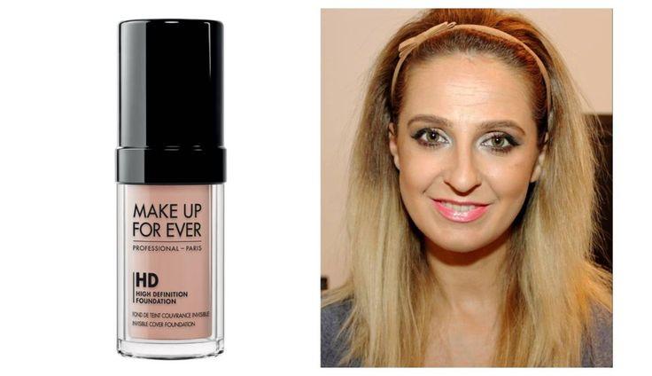 Fondul de ten HD de la Make-Up Forever